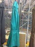 Umbrella- Deluxe Offset Turquoise