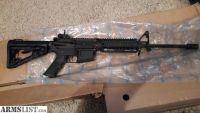 For Sale: Colt LE6720 AR15A4