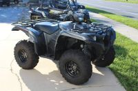 2016 Yamaha Grizzly EPS SE Utility ATVs Palatka, FL