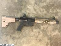 "For Sale: Custom AR15 10.5"" Pistol .223 wylde"