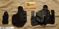 For Sale: M&P Shield Black Arch Holster