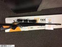 For Sale: *Price Drop*Tikka T3x Compact in .308 Winchester, hunting package
