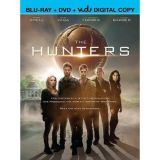 BLUE RAY MOVIES 3 DVD's The Hunters/Sweetwater/The dragon pearl