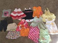 18 Month Summer Clothing