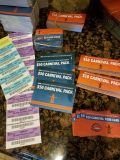 Houston RODEO carnival tickets