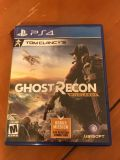 Like new Ghost Recon Wildlands ps4 OBO