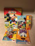 For Mickey Mouse Clubhouse books