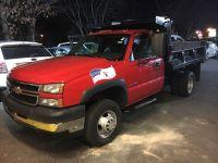 2006 Chevrolet Silverado 3500 WT