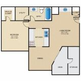 $750 1 apartment in Clermont County