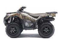 2014 Kawasaki Brute Force 750 4x4i EPS Camo Utility ATVs Boonville, NY
