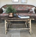 Vintage Table. Wood Table. Coffee Table. Accent Table. Side Table.