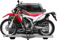 Buy MOTORCYCLE-DIRT BIKE CARRIER-TRAILER-HAULER-RACK + RAMP (CL-AMC-400) motorcycle in West Bend, Wisconsin, US, for US $99.99