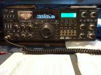 Kenwood TS940 Ham radio