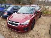 2013 Subaru Impreza 2.0i Premium AWD 4dr Sedan CVT