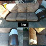 Used Brown Couch