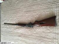 For Sale: Winchester Model 63 22 LR
