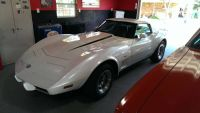 1978 Corvette for Classic trade . Very Nice in  out. White Diamonds