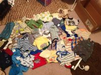 0-6 month boy clothing