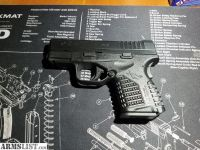 For Sale: Springfield xds