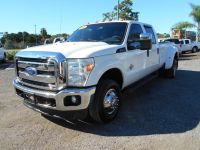 2011 Ford Super Duty F-350 DRW 4WD Crew Cab XL Dually