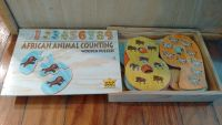 African Animal Counting (Wild Republic)
