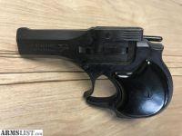 For Sale: High Standard D-100 3.5 Barrel 2 - Shot Top Break Over / Under .22 Long Rifle Derringer $249.99