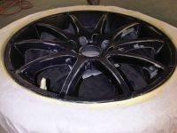 PAINTING RIMS (mid valley)