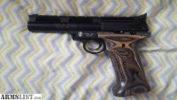 For Sale/Trade: Smith and Wesson 22a