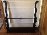 Towel Bar from Antique Washstand