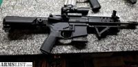 For Trade: 300 blackout ar15 pistol.