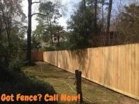 Wood Fence Installers