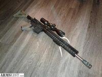 "For Sale: 18"" Wilson Arms HBar Barrel - Anderson Mfg Receivers - AR15 556"