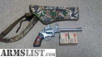 For Sale: Ruger Super Redhawk 44 Rem Mag stainless