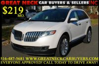 Used 2013 Lincoln MKX AWD 4dr, 70,254 miles