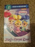 Shimmer and shine level 2 book