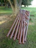 Steel pipe trusses (Shreveport )
