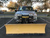 2011 Ford F-350 6.7 TURBO DIESEL w/ PLOW 4WD SuperCab 142