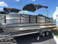 2017 Lowe Retreat 230 RFL Pontoons Boats Holiday, FL