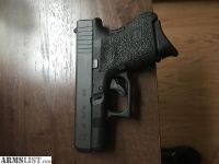 For Trade: Glock 26 with three mags and raven iwb holster