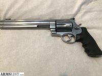For Sale: S&W 500 Handgun