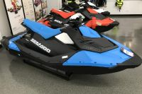 2017 Sea Doo SPARK 3up Rotax 900 HO ACE™ w/iBR, Convenience Pkg