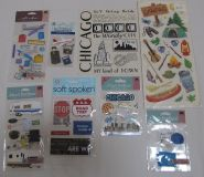 Reduced Again~Travel Stickers