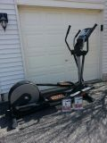 Elliptical; Audio Strider 990 with iFit Programs