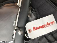 For Sale/Trade: New savage 17hmr
