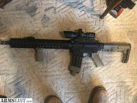 For Sale: Lnib PSA AR15 W/scope