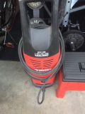 Husky electric power pressure washer.