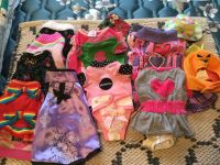 Over 18 outfits for small dog under 6 pounds...Most Brand New! CUTE!