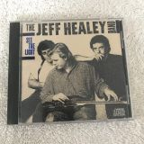 The Jeff Healey Band See The Light CD