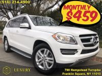 $39,550, Polar White 2015 Mercedes-Benz GL-Class $39,550.00 | Call: (888) 271-8433