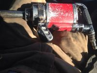 Snap on 1inch air impact wrench